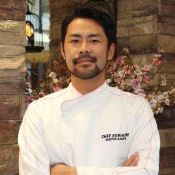 Chef Kunihiro Maeda