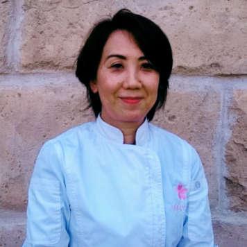 Chef Miki Izumi