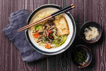 Saving Chinatown by Authentic Korean Food
